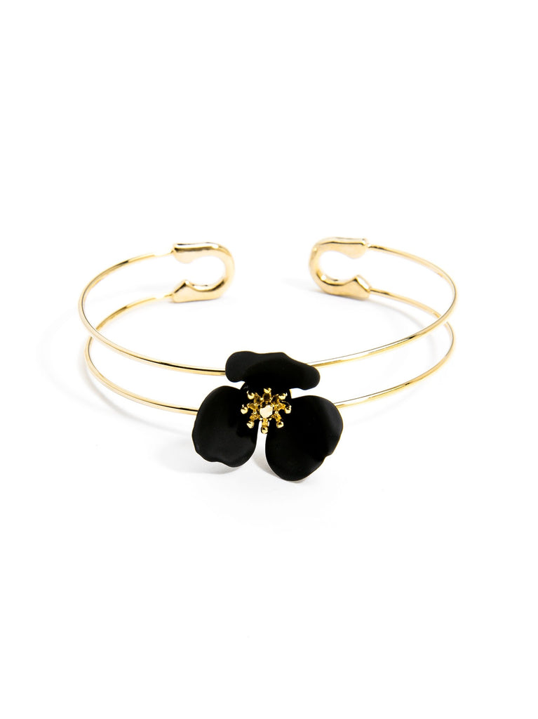 Blooming Lotus Cuff