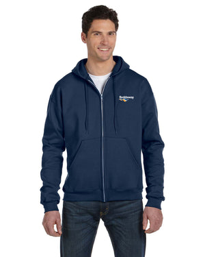 Double Dry Eco Full-Zip Hoodie