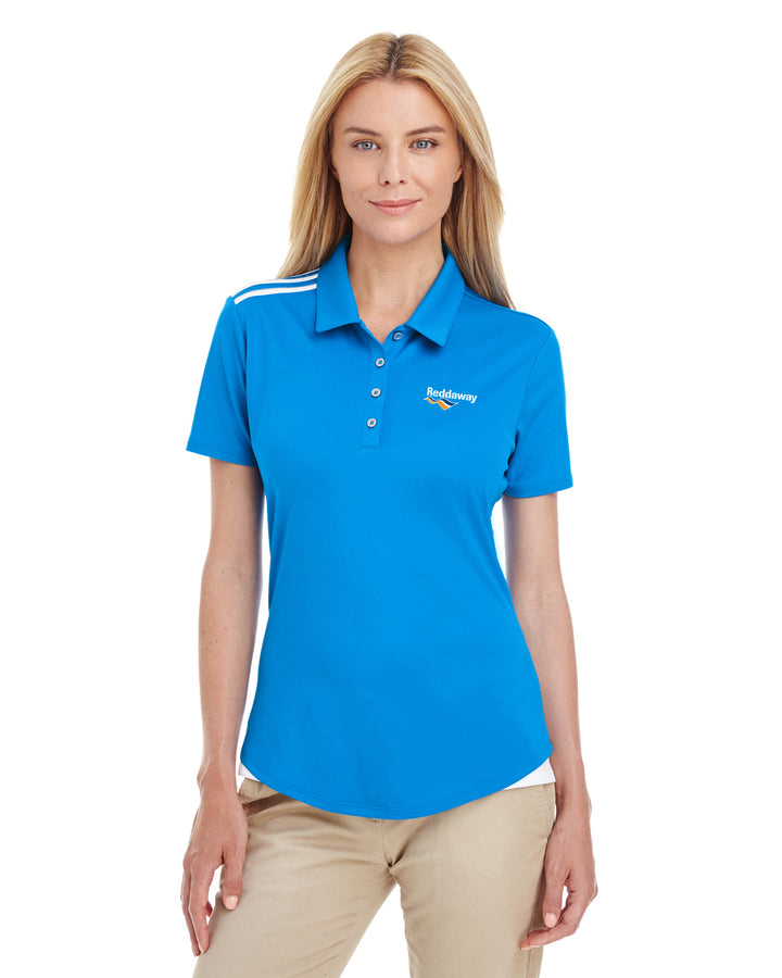 Golf 3-Stripes Shoulder Polo
