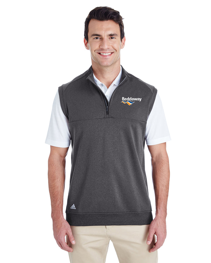 Golf Quarter-Zip Club Vest