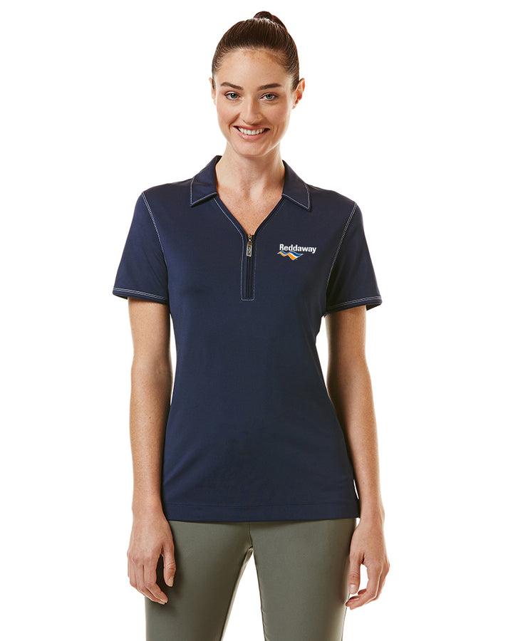 Ladies Industrial Stitch Polo