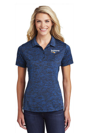 PosiCharge Electric Heather Polo