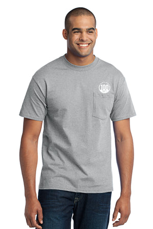 Tall Core Blend Pocket Tee