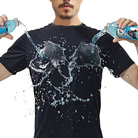 Always clean Hydrophobic Waterproof 2018 T Shirt Half Sleeve