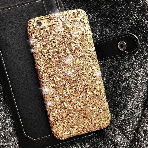 *FREE* Luxury Glitter Cases For iPhone (Limited Time)
