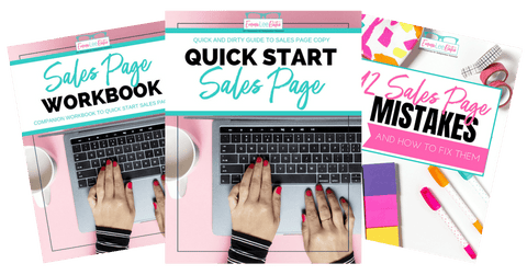 The Quick Start Sales Page Bundle