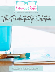 The Productivity Solution