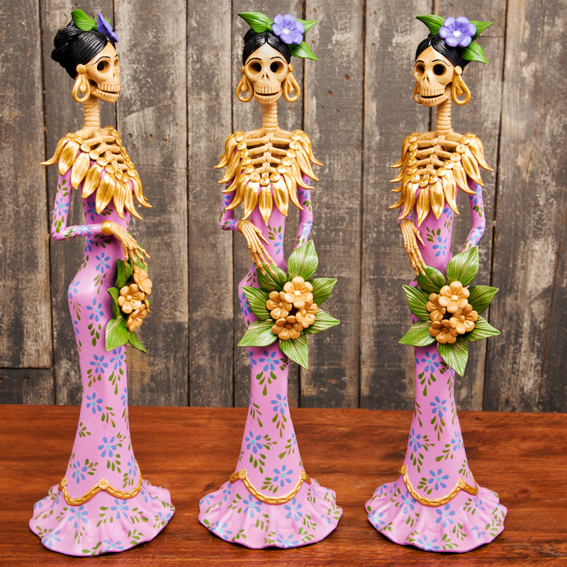 Day of the Dead Catrina Sculpture