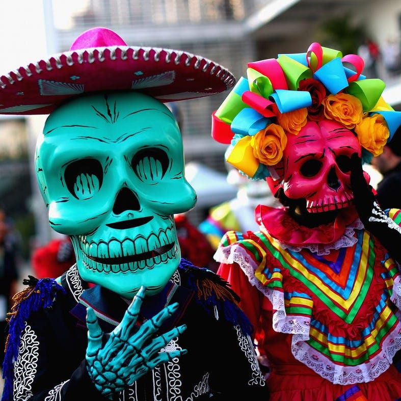 Understanding Dia de los Muertos, Part 2. True meaning, a Celebration of Life
