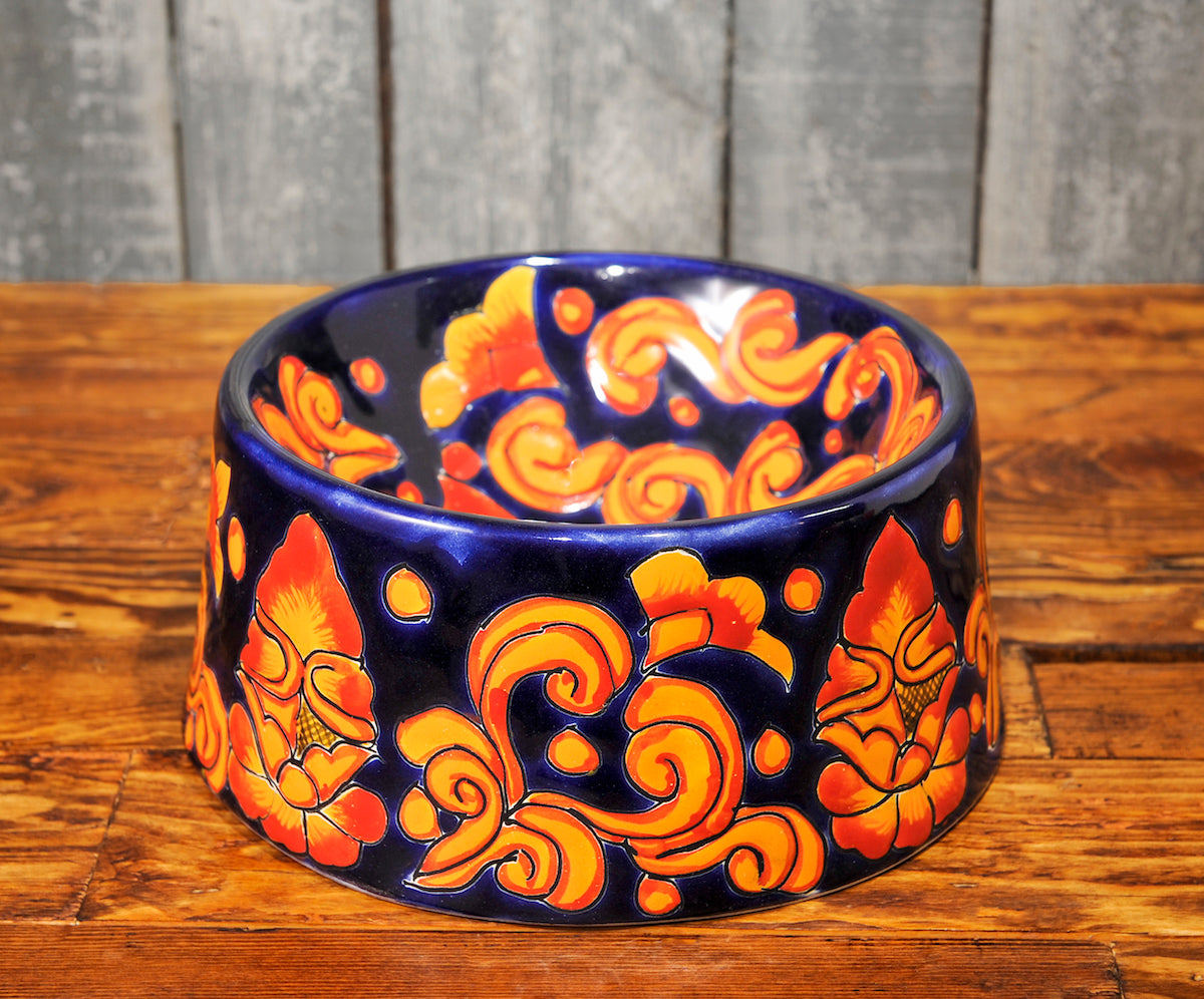 Hand Painted Pet Bowls