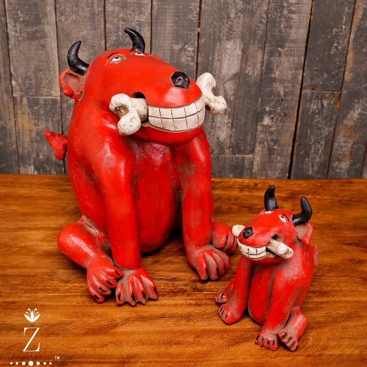 Red Devil Doggy