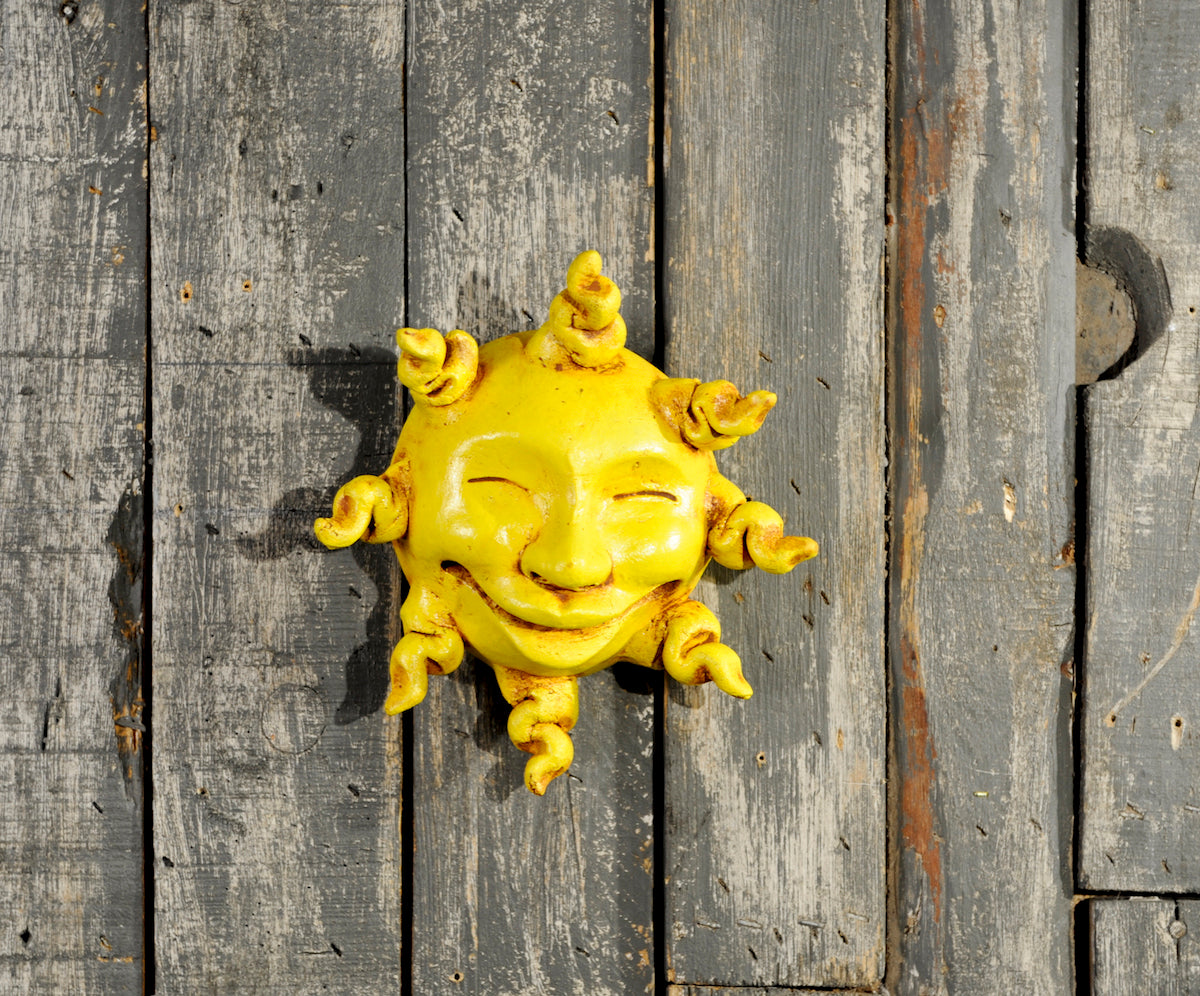 Devotion Smiling Sun | Grinning