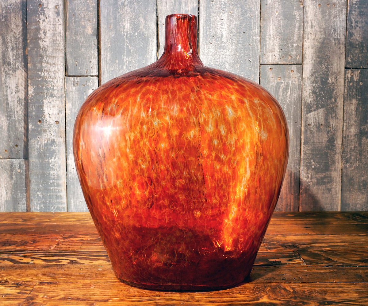 Giant Apple Liquor Jug | Red Confetti