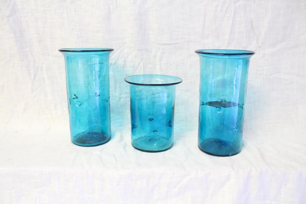 Blown Glass Hurricanes