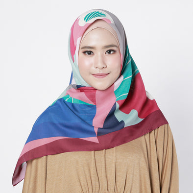 Aby Scarf Magenta