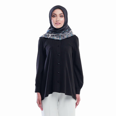 Ambar Tunic Black