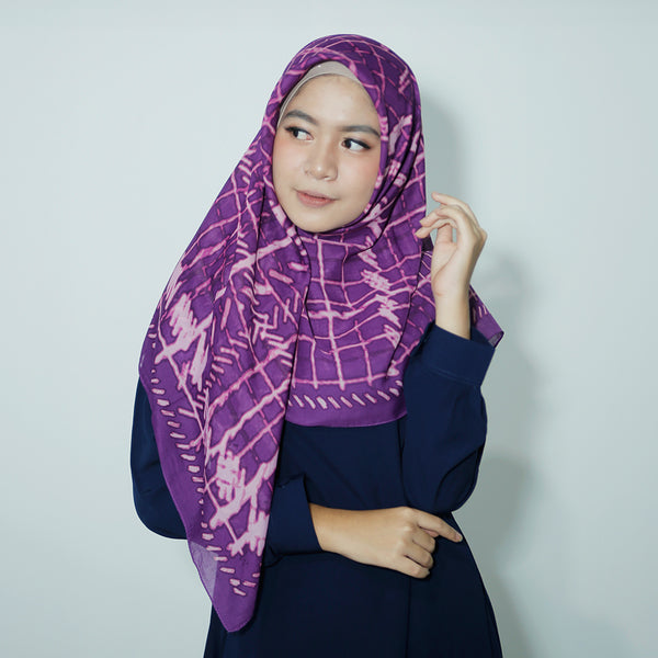 Anaya Scarf Purple
