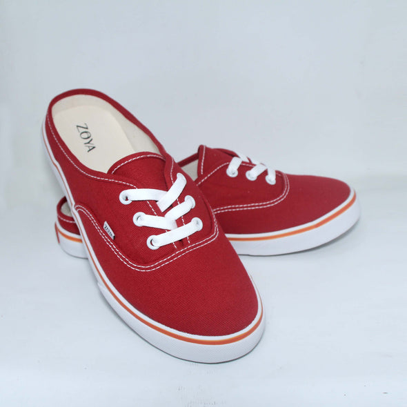 Anika Shoes Red