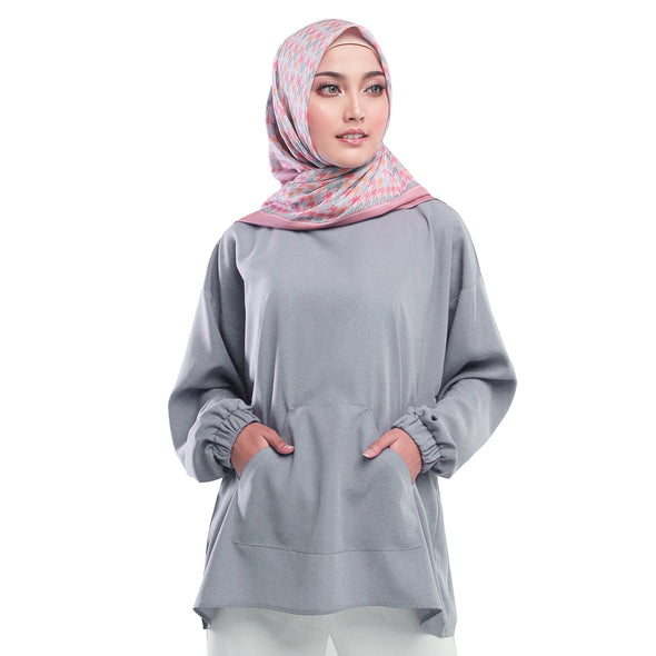 Badzila Tunic Grey