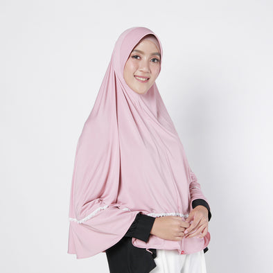 Bergo Nada Dusty Pink