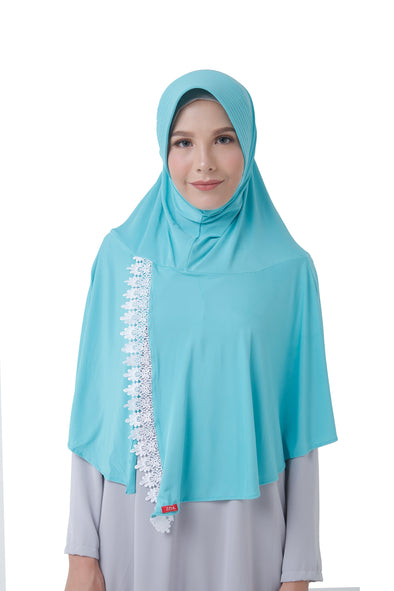 Bergo Zaina Light Turquise