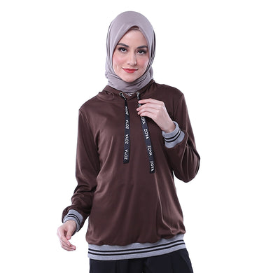 Chavia Tunic Brown