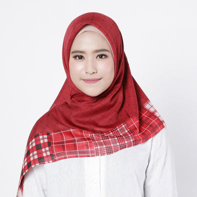 Filan Scarf Red