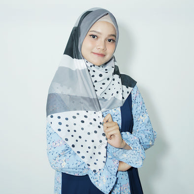 Hennie Scarf Grey