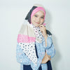 Hennie Scarf Raspberry Rose