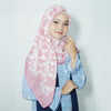 Irena Scarf Tropical Pink