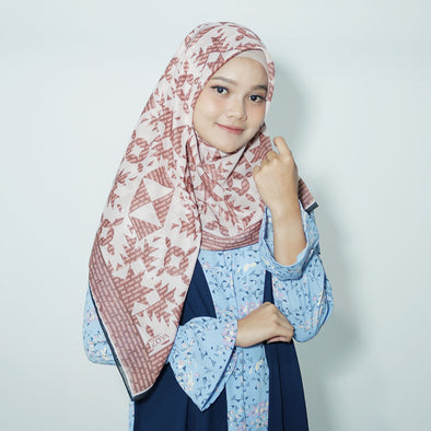 Irena Scarf Brown