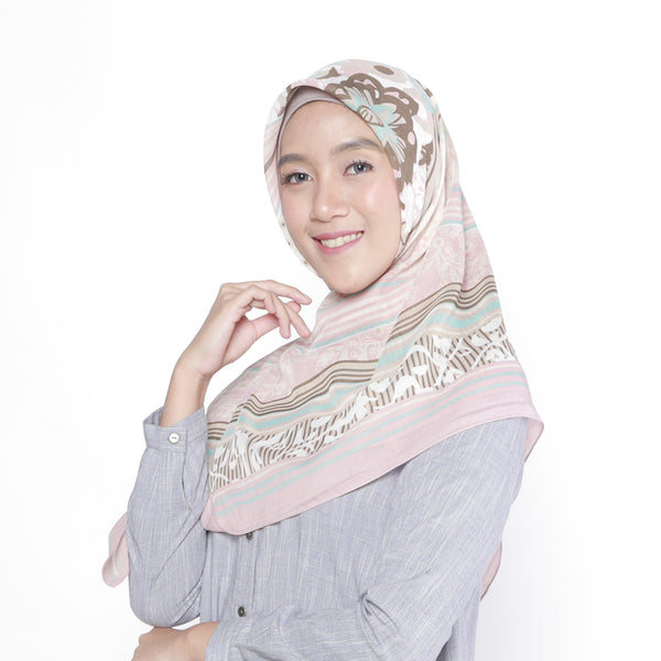 Phrisa Scarf Dusty Pink