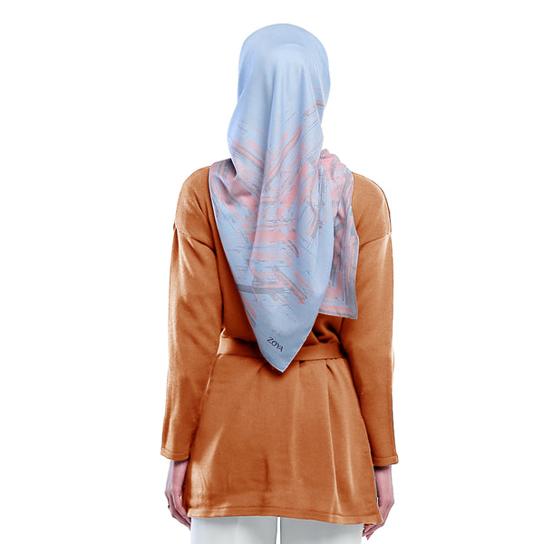 Rubina Outer Brown