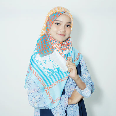 Raline Scarf Light Blue