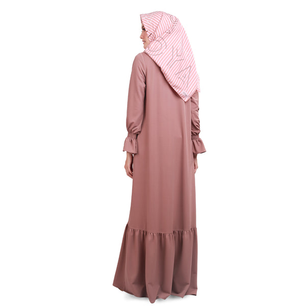 Sasqi Dress Brown