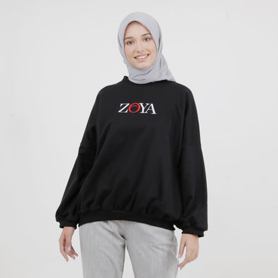 Syifa Sweater Black