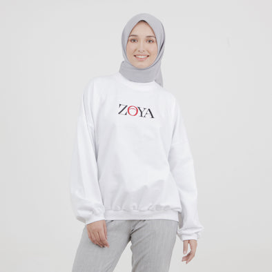 Syifa Sweater White