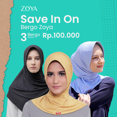 SAVE BIG ON BERGO ZOYA