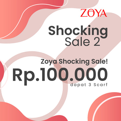 SHOCKING SALE 2 - SCRAF