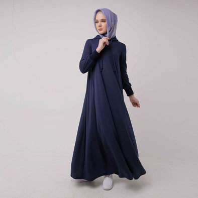 Zevana Dress Navy