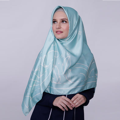 Reanna Scarf Dusty Green