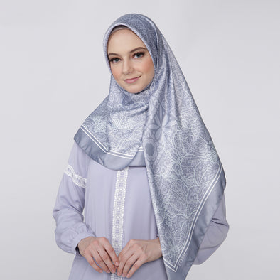 Saveria Scarf Grey