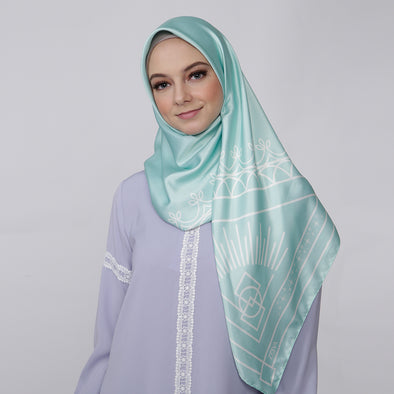 Zavia Scarf Dusty Green