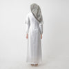 Morina Dress White