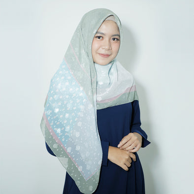 Tsabina Scarf Military Green
