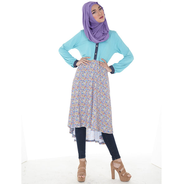 Maia Tunic Blue