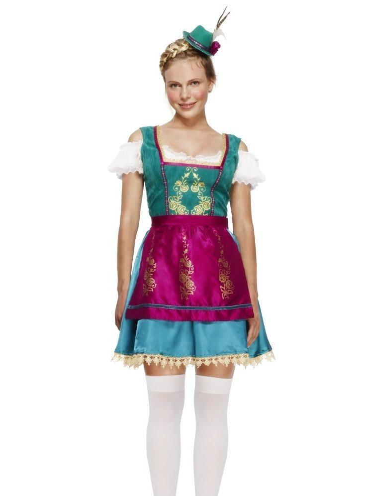 a629fd805eb Fever Deluxe Dirndl Costume - 43473 | Fevercollection.com - Fever ...