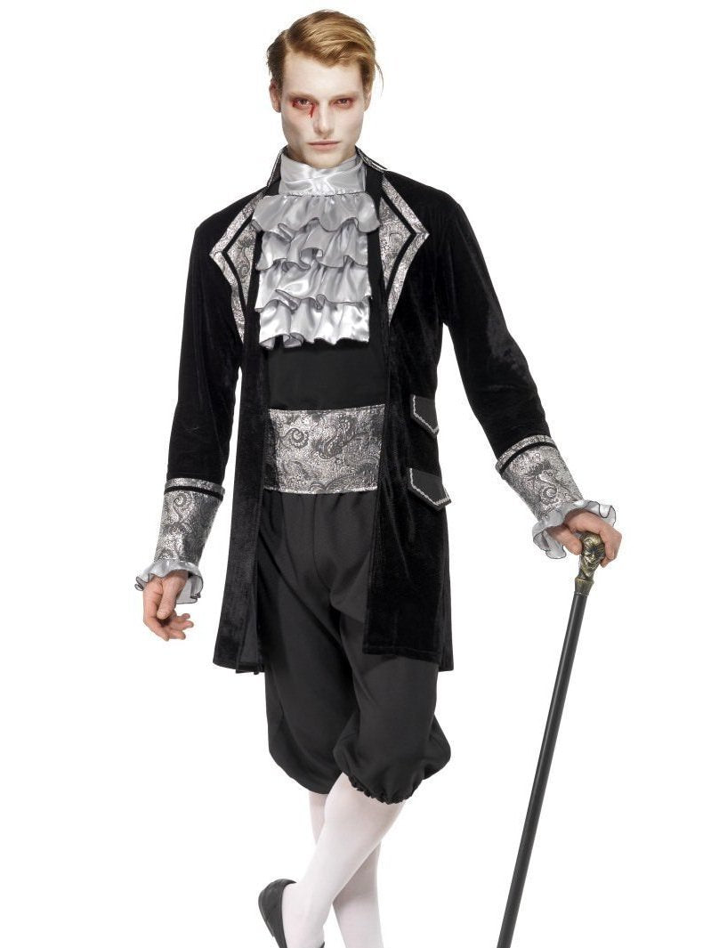 64ba65df096 Fever Male Baroque Vampire Costume