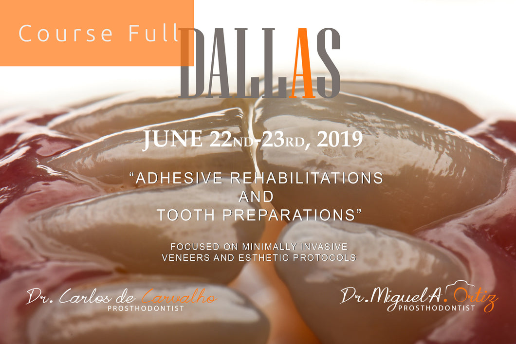 Dallas - Jun 22-23rd, 2019