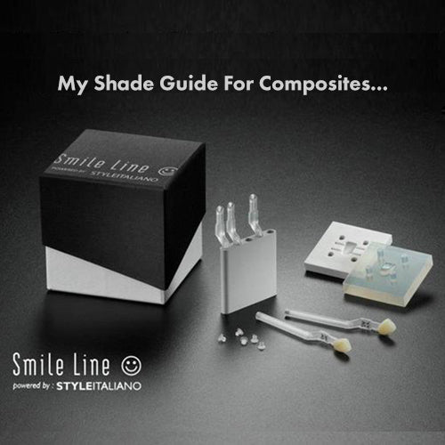 My Shade Guide: Mini-kit for Composites